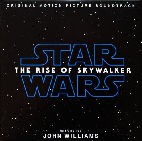 John Williams <br>Star Wars: The Rise Of Skywalker (Original Motion Picture Soundtrack)<br>2LP